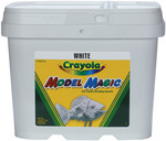 White - Crayola Model Magic 2lb