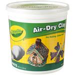 White - Crayola Air-Dry Clay 5lb