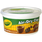 Terra-Cotta - Crayola Air-Dry Clay 2.5lb
