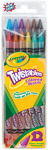 Crayola Twistables Colored Pencils - 12/Pkg