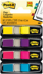"""Assorted Bright Colors - Post-It Flags .47""""X1.7"""" 140/Pkg"""