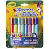 Crayola Pip-Squeaks Washable Glitter Glue 16/Pkg