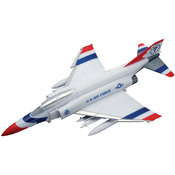 SnapTite F-4 Phantom T-Birds 1:100 - Plastic Model Kit