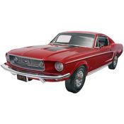 '68 Ford Mustang GT 2 in 1 1:25 - Plastic Model Kit