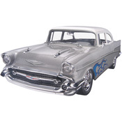'57 Chevy Bel Air Two Door 2 In 1 1:25 - Plastic Model Kit
