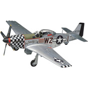 P-51D Mustang 1:48 - Plastic Model Kit