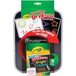 Crayola Dual - Sided Dry - Erase Board Set-