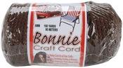 Brown - Bonnie Macrame Craft Cord 6mm X 100yd
