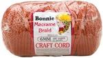 Rust - Bonnie Macrame Craft Cord 6mm X 100yd