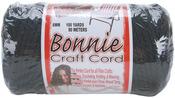 Navy - Bonnie Macrame Craft Cord 6mm X 100yd