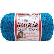 Sapphire Teal - Bonnie Macrame Craft Cord 6mm X 100yd