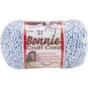 Marine Mix - Bonnie Macrame Craft Cord 6mm X 100yd