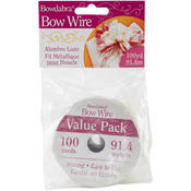 Gold - Bowdabra Bow Wire 100yd