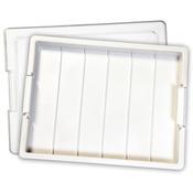 """Elizabeth Ward's Bead Storage Tray 13.75""""X10.5""""X2"""""""