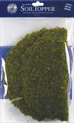 """Green - Moss Pot Toppers 10"""" 3/Pkg"""