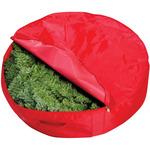 """25""""X7"""" - Christmas Wreath Storage"""