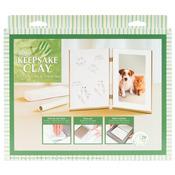 Pet (White) - Sculpey Keepsake Clay Frame Set