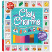 Clay Charms Book Kit