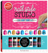 Nail Style Studio Book Kit
