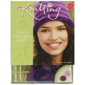 Knitting Book Kit