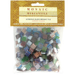 "Metallic - 3/8"" Mini Mosaic Mix .5lb"