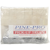 Pickup Truck - Pine Car Derby Kits Bulk Pack