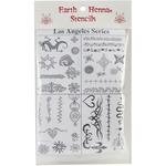 Los Angeles Artist Series - Stencil Transfer Pack