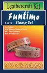 Funtime Stamp Set - Leathercraft Kit