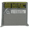 "Black & White - Origami Paper 3""X3"" 300/Pkg"