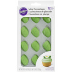 Leaves - Icing Decorations 12/Pkg
