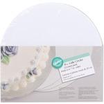 """8"""" Circle 12/Pkg - Cake Boards"""