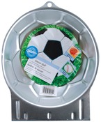 "Soccer Ball 8.75""X8.75""X3.5"" - Novelty Cake Pan"