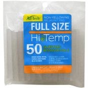 "7/16""X4"" 50/Pkg - High Temp Glue Sticks"