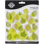 Vein Set 1 - Plastic Cutter Set 11pc