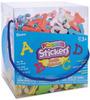 Dotty Alphabet - Foam Stickers 5oz