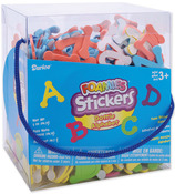 Dotty Alphabet - Foam Stickers 5oz