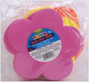 Flowers - Foam Shapes 36/Pkg