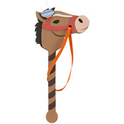 Horse On A Stick - Foam Kit