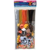 Stripes - Pom-Pom & Chenille Kit 300 Pieces