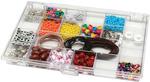 "Plastic Storage Box 10.5""X6.5""X.875"" 21 Compartment-"