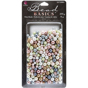 Jewel Round - Jewelry Basics Pearl Bead Mix 9oz
