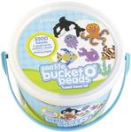 Sea Life - Perler Bucket O' Beads Fun Fusion Fuse Bead Kit