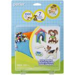 Cute Puppies - Perler Fun Fusion Fuse Bead Activity Kit