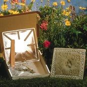 Paw Print - Mosaic Stepping Stone Kit