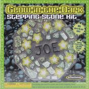 Glow In The Dark - Mosaic Stepping Stone Kit