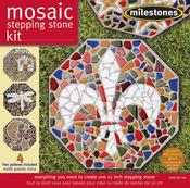 Mosaic Stepping Stone Kit - Mosaic