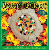 Turtle - Mosaic Stepping Stone Kit