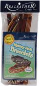 Mystery Braid Bracelets 8/Pkg - Leathercraft Kit