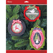 Jolee's Christmas Felt Ornament Kit-