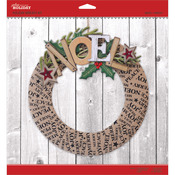 Jolee's Christmas Wreath Kit